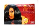 Creme of Nature with Argan Oil No-Lye Relaxer SUPER. SALE -12%