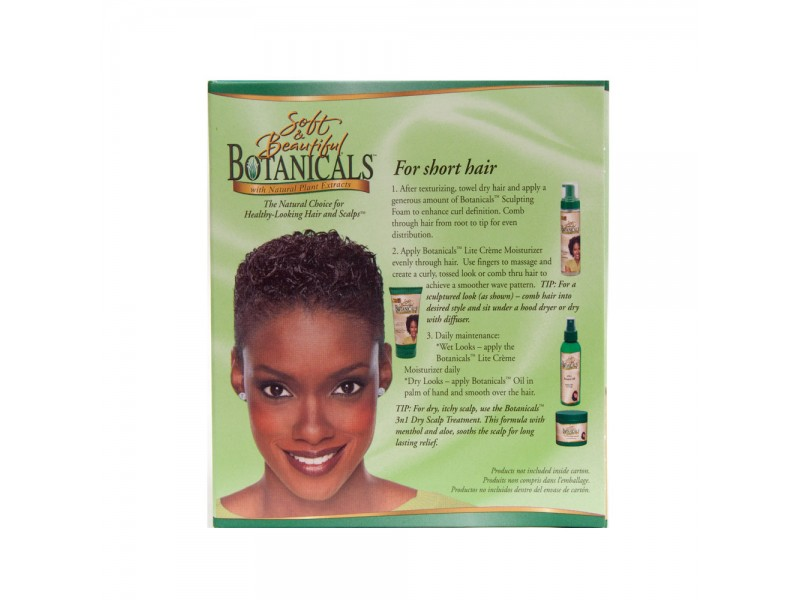 Botanicals Texturizer On Natural Hair Hairstyle Inspirations 2018