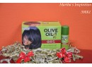 ORS Olive Oil No Lye Relaxer and Nourishing Sheen Spray