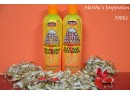 African Pride Shea Butter Miracle Detangling Shampoo and Silky Hair Moisturizer